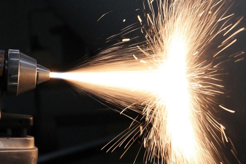 Arc spray